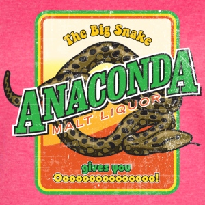 Anaconda_copy - Women's Vintage Sport T-Shirt