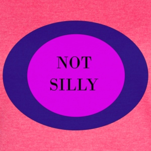 Not silly - Women's Vintage Sport T-Shirt