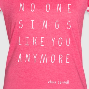Chris Cornell - Women's Vintage Sport T-Shirt