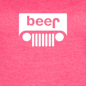 Beerjeep Offroading Funny T-shirt - Women's Vintage Sport T-Shirt