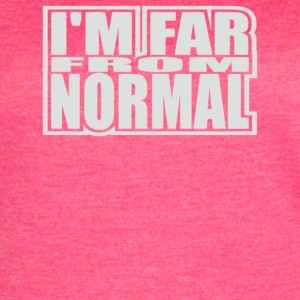 Far From Normal - Women's Vintage Sport T-Shirt