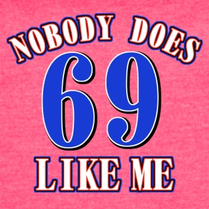 69 year old designs - Women's Vintage Sport T-Shirt
