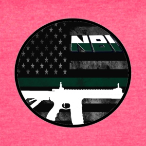 NBI Airsoft Team Logo! - Women's Vintage Sport T-Shirt