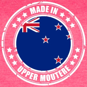 MADE IN UPPER MOUTERE - Women's Vintage Sport T-Shirt