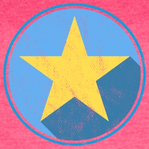 Star Shadow Fabric - Women's Vintage Sport T-Shirt