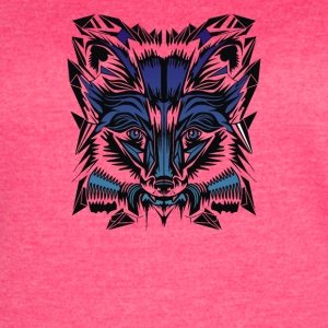 Winter Fox - Women's Vintage Sport T-Shirt