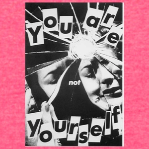 YOU r not YOURSELF - Women's Vintage Sport T-Shirt