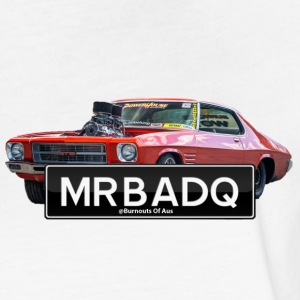 MRBADQ burnout car - Women's Vintage Sport T-Shirt