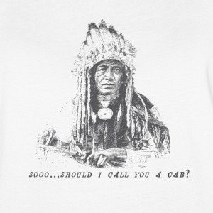Vintage Fly (Native American Calls You A Cab) - Women's Vintage Sport T-Shirt