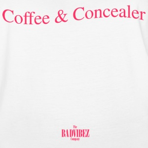 Coffee and Concealer - Women's Vintage Sport T-Shirt