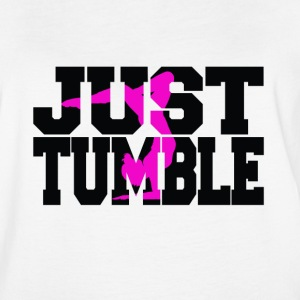 Just tumble pink - Women's Vintage Sport T-Shirt