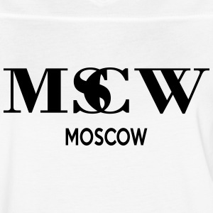 MSCW MOSCOW - Women's Vintage Sport T-Shirt