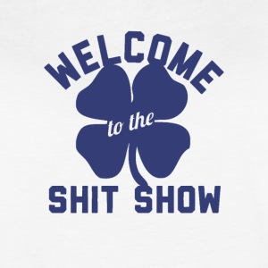welcome shit show - Women's Vintage Sport T-Shirt