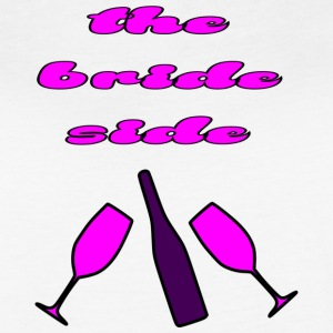 the bride side - Women's Vintage Sport T-Shirt