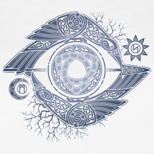 ODIN'S EYE - Women's Vintage Sport T-Shirt