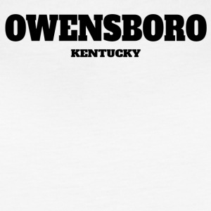 KENTUCKY OWENSBORO US EDITION - Women's Vintage Sport T-Shirt