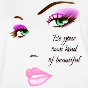 Be Your Own Kind Of Beautiful - Women's Vintage Sport T-Shirt