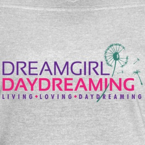 Dreamgirl Daydreaming Logo - Women's Vintage Sport T-Shirt