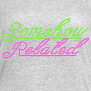 Somehow Related - Women's Vintage Sport T-Shirt