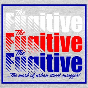 FUGITIVE 1312 BLUE RED AND WHITE - Women's Vintage Sport T-Shirt