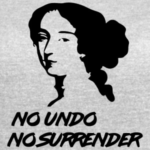 No Undo No Surrender - Women's Vintage Sport T-Shirt