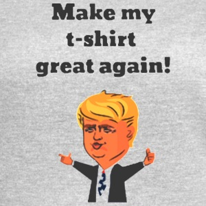 Make my t shirt great again - Women's Vintage Sport T-Shirt