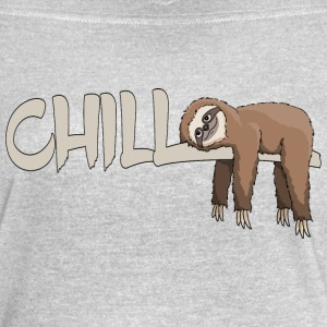 sloth Mr. lazybones chilling on a tree rainforest - Women's Vintage Sport T-Shirt