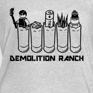 DEMOLITION RANCH - Women's Vintage Sport T-Shirt