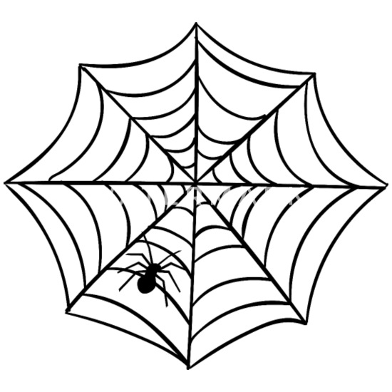 855697573 Spider web insect tattoo shape vector image Apron   Spreadshirt