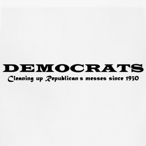 Democrats - Adjustable Apron