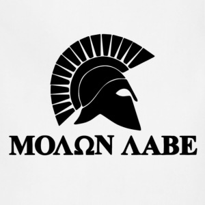 Molon Labe - Adjustable Apron