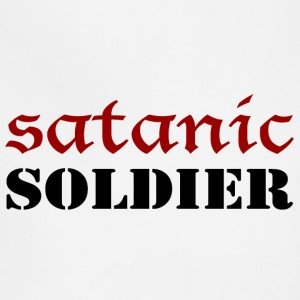 Satanic Soldier - Adjustable Apron