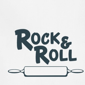 Rock and Roll Kitchen - Adjustable Apron