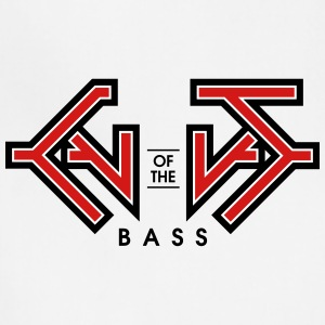 Cult Of the Bass Logo Shirt - Adjustable Apron