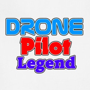 drone pilot legend - Adjustable Apron