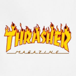 Thrasher Flame Logo - Adjustable Apron