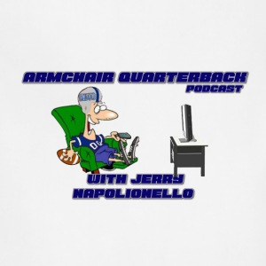 Armchair Quarterback Podcast - Adjustable Apron