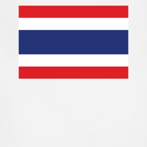 Flag of Thailand Cool Thai Flag - Adjustable Apron