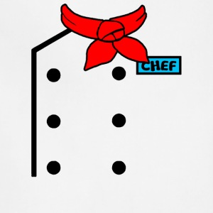 Chef Uniform - Adjustable Apron