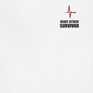 heart attack survivor, - Adjustable Apron