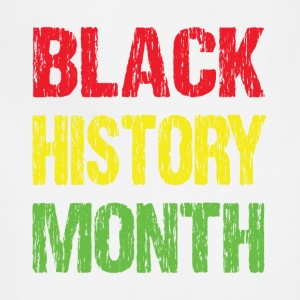 Black history month - Adjustable Apron