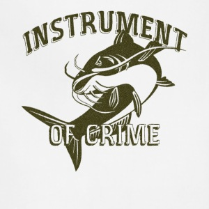 instrument of crime - Adjustable Apron