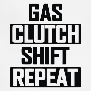 Gas Clutch Shift Repeat - Adjustable Apron