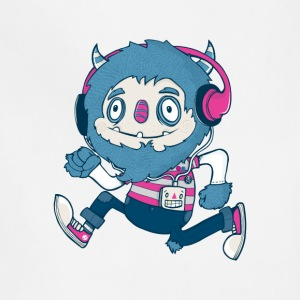 Funky Monster Beats - Adjustable Apron