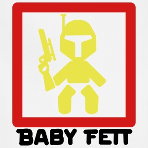Baby Fett - Adjustable Apron