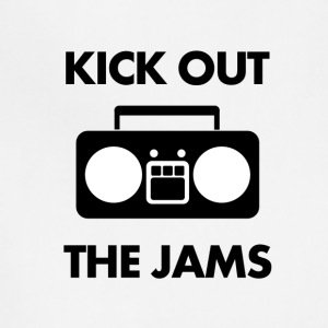 Kick Out The Jams - Adjustable Apron