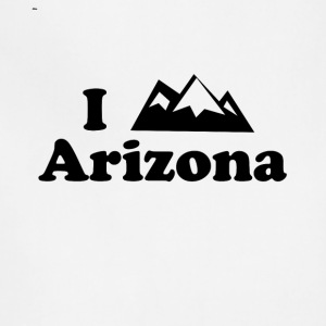 arizona mountain - Adjustable Apron
