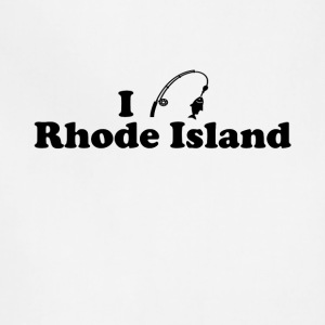 rhode island fishing - Adjustable Apron