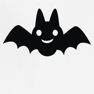 CARTOON BAT SILHOUETTE - Adjustable Apron