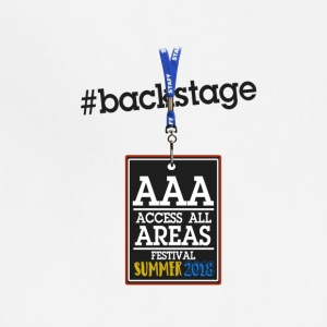 Festival backstage - Adjustable Apron